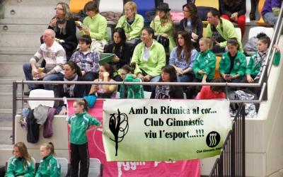 Les gimnastes del club han ascendit a Primera Catalana | Joan Rutés