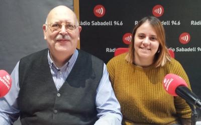 Josep Masip i Maria Rueda avui 'Al Matí' | Pau Duran