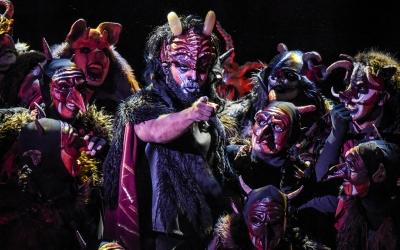 Satanas i les fúries de la Faràndula | Roger Benet