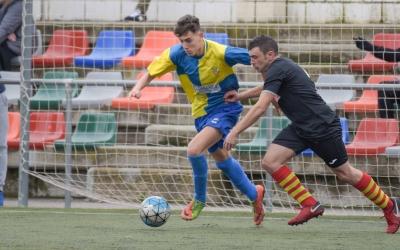 El Sabadell Nord ha vist trencada una ratxa de cinc jornades sense predre | Roger Benet
