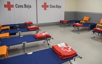 Instal·lacions de la Creu Roja Sabadell | Cedida