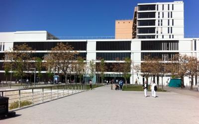Les obres d'ampliació de l'Hospital de Sabadell s'acabaran al març | Arxiu
