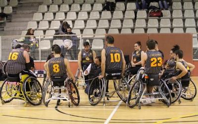 El Global Basket podria sumar la tercera victòria de la temporada fora | Adrián Arroyo