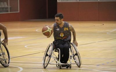 El Global Basket va acusar la falta d'efectius | Adrián Arroyo