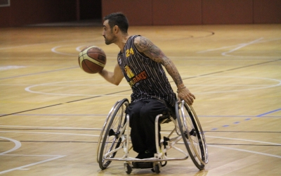 El Global Basket busca ara el primer triomf al Pavelló del Nord | Adrián Arroyo