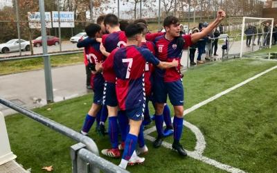 El gol de Gerard Silvestre va donar la victòria al Mercantil | Pau Vituri