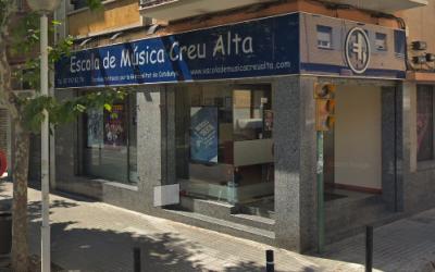 Escola de Música Creu Alta | Google Maps