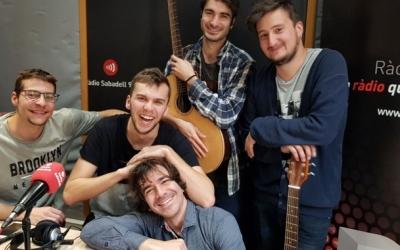 Ovella Xao als estudis de Ràdio Sabadell | Raquel García