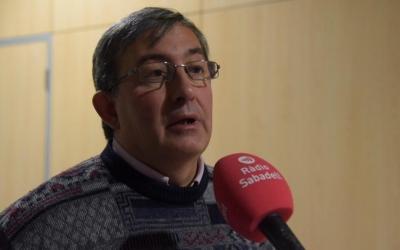 Jordi Poch portaveu de Primàries Sabadell | Roger Benet
