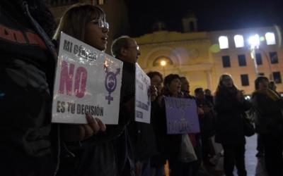 Imatge de la protesta | Roger Benet