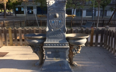 Font en un parc de Sabadell | Cedida