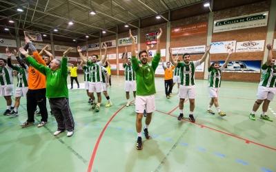 Els verd-i-blancs van guanyar després de dues derrotes consecutives | OAR Gràcia