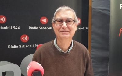 L'economista Joan Saborido a l'estiu de Ràdio Sabadell | Pau Duran