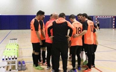 El Grups Arrahona a complir en el seu segon partit a Copa Catalunya | Grups Arrahona
