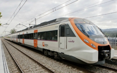 Sabadell se suma a la reivindicació per la falta d'inversions a la línia R4 de Rodalies