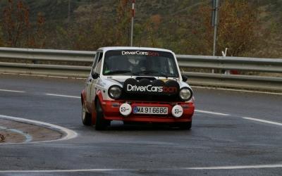 Sergi Giralt tornarà a pujar a l'Autobianchi A112 Abarth. | JAS