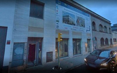 Imatge de la sucursal bancària on hauria tingut lloc els fets | Street View