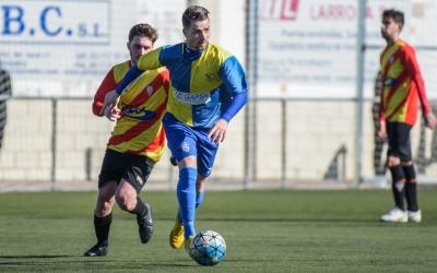 Dani Muela reapareixerà diumenge contra La Jonquera complert el partit de sanció per acumulació | Roger Benet