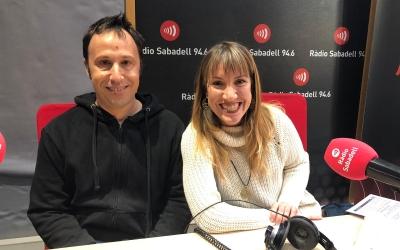 González i Iniesta aquest matí a Ràdio Sabadell | Mireia Sans