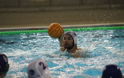 Els nedadors tindran el difícil repte de vèncer el líder invicte. | Pau Vituri