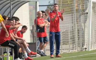 Carlos López reconeix la transcendència del partit al Narcís Sala   Roger Benet