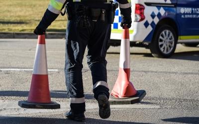 Un agent de la policia municipal | Roger Benet