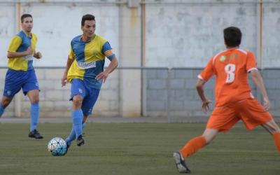 El capità, Josep Piñol, es perdrà els pròxims partits per sanció | Roger Benet