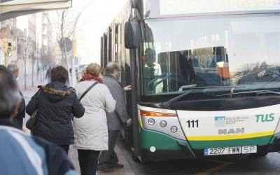 La TUS ha augmentat viatgers, així com títols propis venuts/ Arxiu Ràdio Sabadell