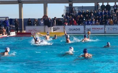 L'Astralpool va derrotar el Mediterrani a la Lliga Preemat després de caure a la Copa. | Pau Vituri