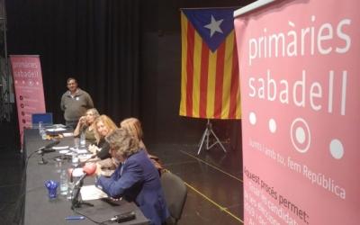 Imatge d'arxiu de les Primàries de Sabadell | Pere Gallifa