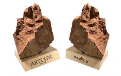 Avui es presenta un trosset d'història de la ciutat en forma de ruïna de l'Artèxtil | Cedida