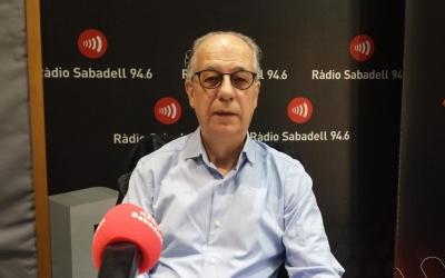 El doctor Eugeni Saigí ha parlat del càncer en el Dia Mundial contra la malaltia/ Pau Duran