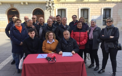 El grup que ha presentat el manifest Sabadell amb la majoria, pel bé comú | Ràdio Sabadell