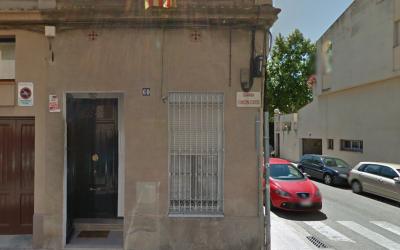 Imatge del carrer Antoni Cusidó | Google Street View
