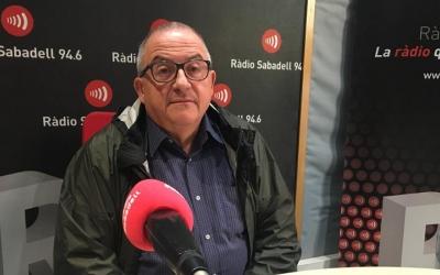 Joan Tafalla és un dels organitzadors | Mireia Sans