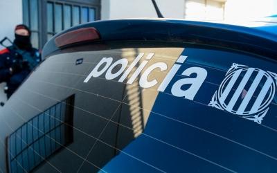 Imatge de recurs, cotxe de policia | Roger Benet