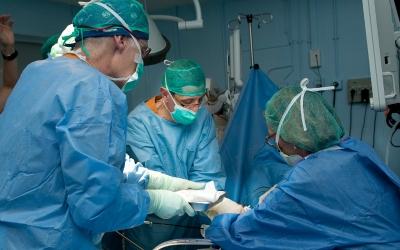 Imatge d'un quiròfan de l'Hospital Bellvitge | Cedida