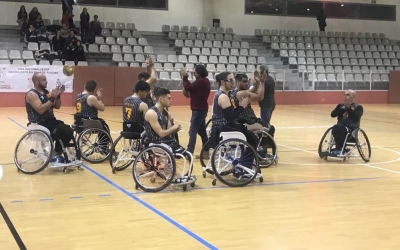 El Global Basket es va estrenar al Pavelló del Nord. | Adrián Arroyo