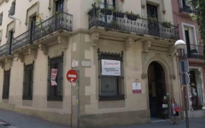 L'Aliança Francesa tanca oficialment   Roger Benet