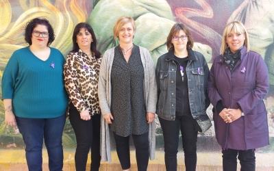 Les candidates de Guanyem Sabadell | Pau Duran