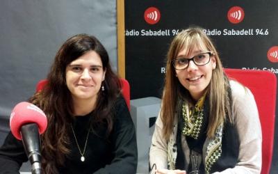 Bártulos i Mesa, treballadores socials del CAS/ Pau Duran