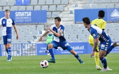 Capó ha estat titular en els tres últims partits de lliga | Críspulo Díaz