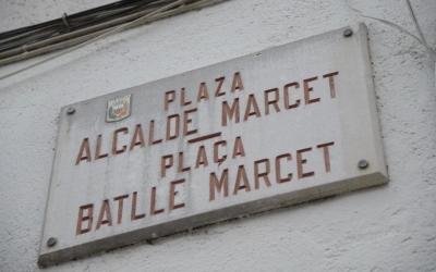 Plaça del Batlle Marcet | Roger Benet