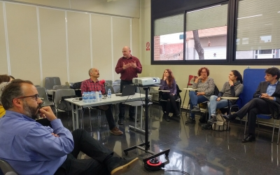 Presentació de l'Oficina de Drets Civils i Polítics de la Generalitat | Pere Gallifa