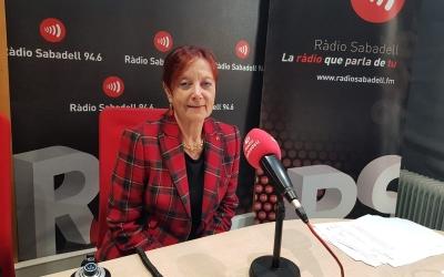 Margarita Arboix, rectora de la UAB | Mireia Sans