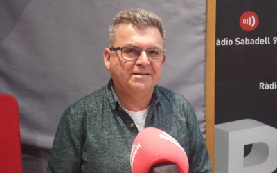 Carles Pineda a Ràdio Sabadell | Pau Duran
