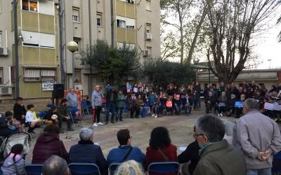 Serracant i Perarnau al centre amb el veïnat dels Merinals - Arraona | Ràdio Sabadell