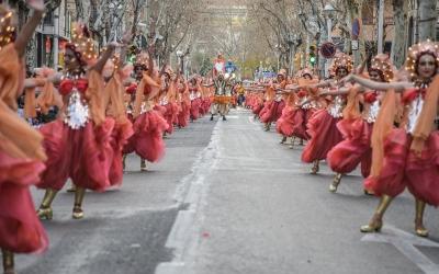 Nits d'Aràbia a la Rua de Sabadell | Roger Benet