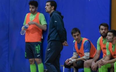La Pia completa una nefasta setmana després de caure eliminat a la Copa Catalunya i perdre davant el Barceloneta. | Roger Benet