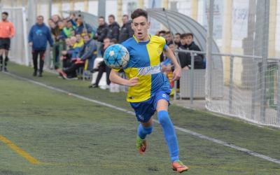 David López, en acció en un partit d'aquesta temporada | Roger Benet